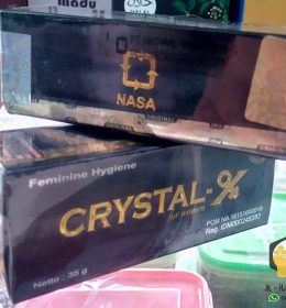 Crystal-X Nasa