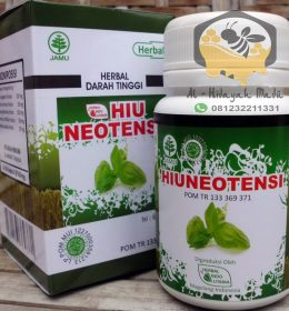 Jual Herbal NEOTENSI HIU
