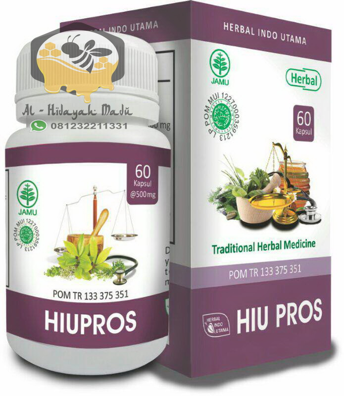 Jual Herbal HIU PROS