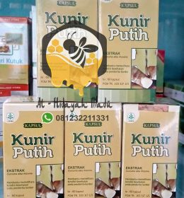 Jual Herbal Kunir Putih Tazakka