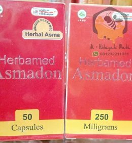 Jual Herbal Asmadon Herbamed