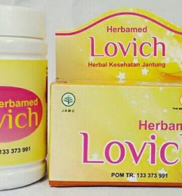 Jual Herbal LOVICH Herbamed