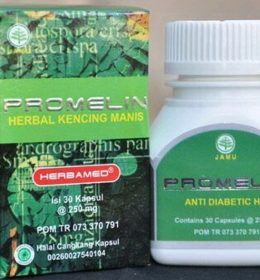 Jual Herbal PROMELIN Herbamed
