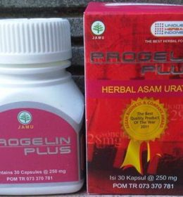 Jual Herbal PROGELIN PLUS Herbamed