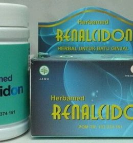 Jual Herbal RENALCIDON Herbamed