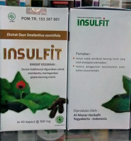 Manfaat Daun Insulin